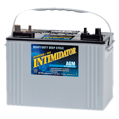 what is reserve capacity on marine battery