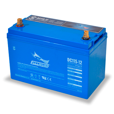 FULLRIVER BATTERY DC11512