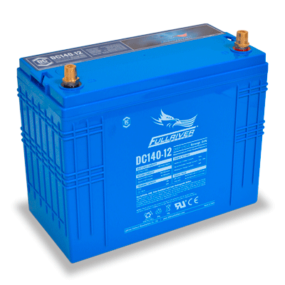 FULLRIVER BATTERY DC140-12