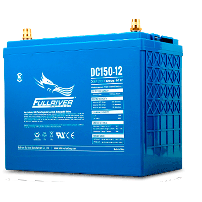 FULLRIVER BATTERY DC15012