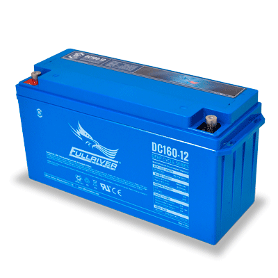 FULLRIVER BATTERY DC16012