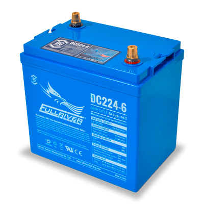 FULLRIVER BATTERY DC2246