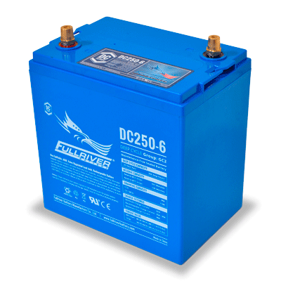 FULLRIVER BATTERY DC2506
