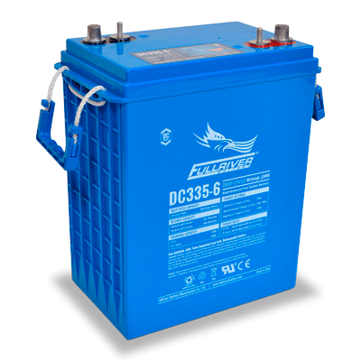 FULLRIVER BATTERY DC335-6
