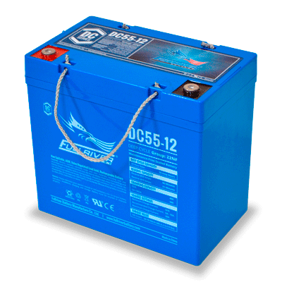 FULLRIVER BATTERY DC5512