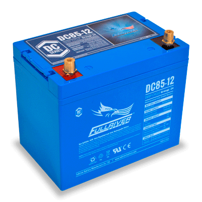 FULLRIVER BATTERY DC8512
