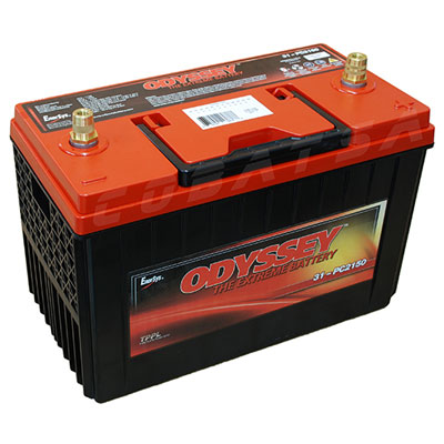 ODYSSEY BATTERY 31PC2150