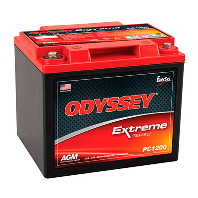 ODYSSEY BATTERY PC1200