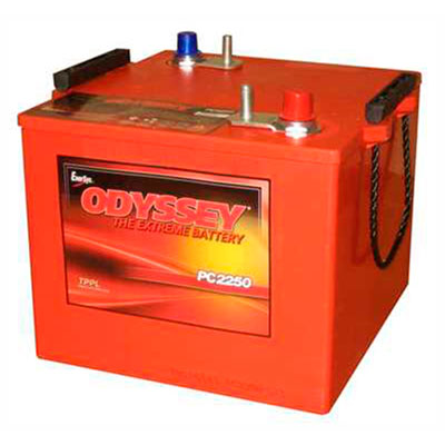 ODYSSEY BATTERY PC2250
