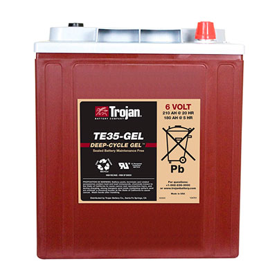 Trojan Battery TE35 GEL