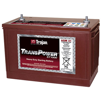 Trojan Battery TRANSPOWER