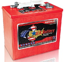 US Battery US 250H XC2