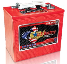 US Battery US 250 XC2