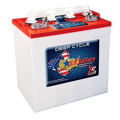 US Battery US 8VGC XC2