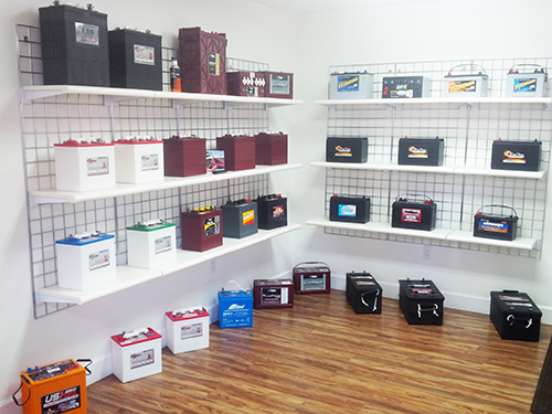 Battery sales and distributors
