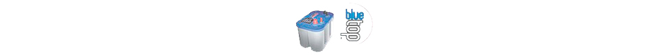 Optima Batteries Blue Top