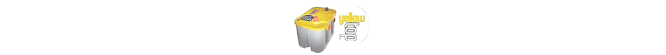 Optima Batteries Yellow Top